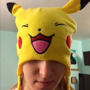 Pokemon Pikachu Winter Hat ❄️